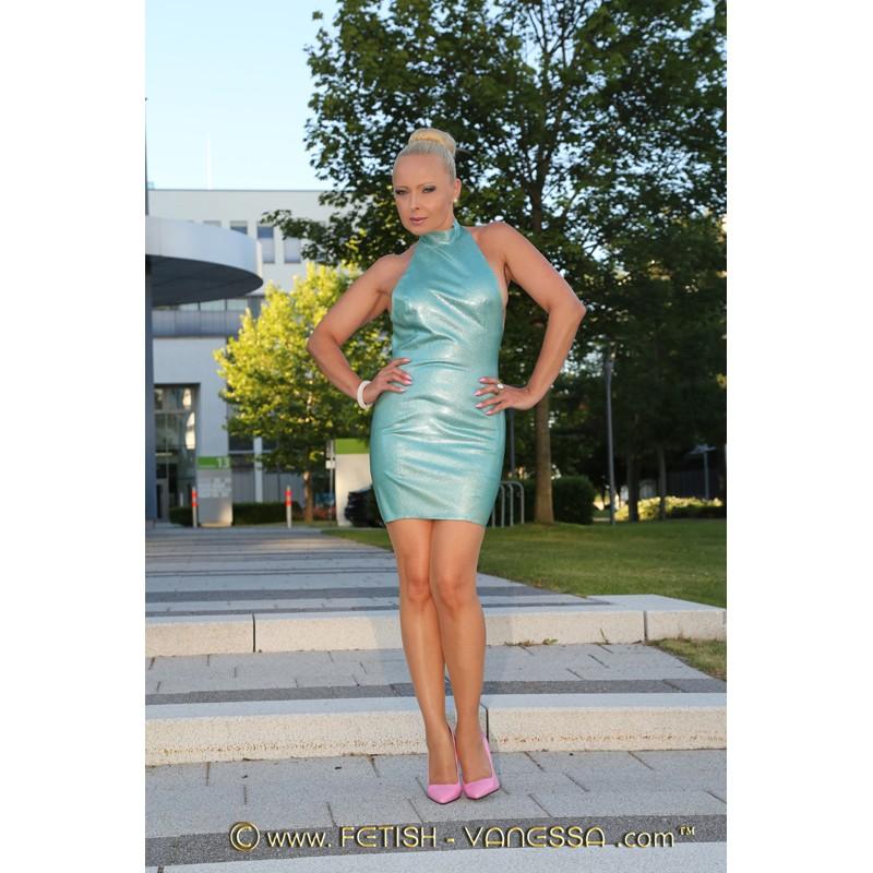 Lady Vanessa Dress frontside