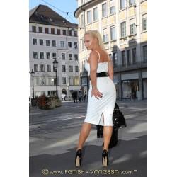 Lady Vanessa Dress backside