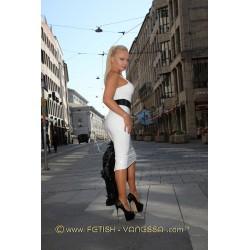 Lady Vanessa Dress side