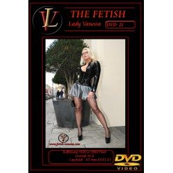 Lady Vanessa Fetish DVD 21-22 Cover front