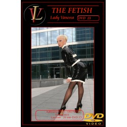Lady Vanessa Fetish DVD 23-24 Cover front