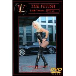 Lady Vanessa Fetish DVD 25-26 Cover front