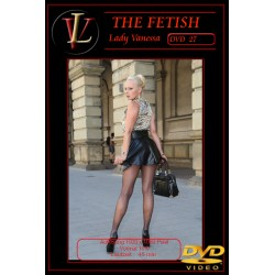 Lady Vanessa Fetish DVD 27-28 Cover front