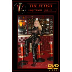 Lady Vanessa Fetish DVD 29-30 Cover front
