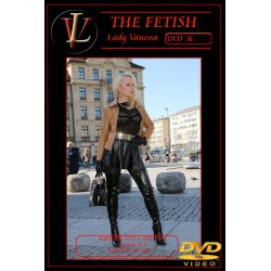 Lady Vanessa Fetish DVD 31-32 Cover front