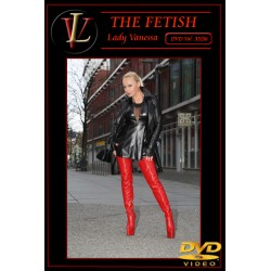 Lady Vanessa Fetish DVD 35-36 Cover front