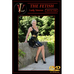 Lady Vanessa Fetish DVD 37-38 Cover front