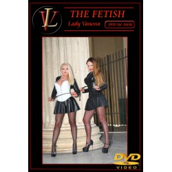 Lady Vanessa Fetish DVD 39-40 Cover front