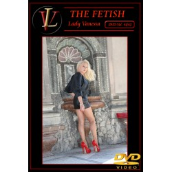 Lady Vanessa Fetish DVD 41-42 Cover front