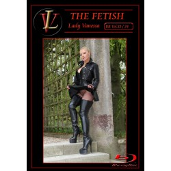 Lady Vanessa Fetish Blu-ray 33-34 Cover front